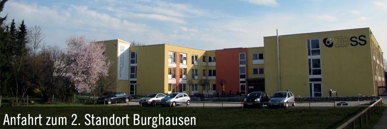 Anfahrt 2.Standort Burghausen
